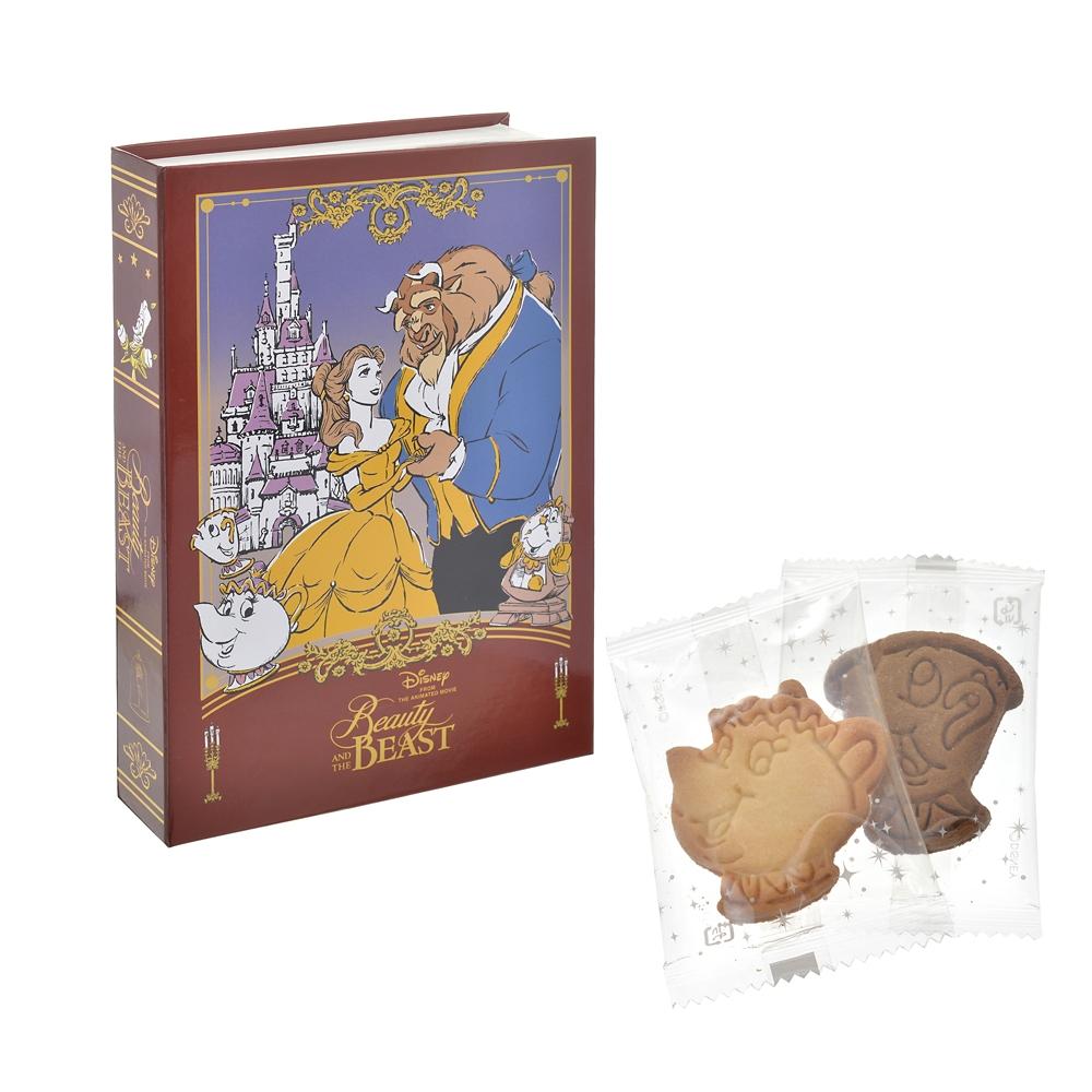 美女と野獣 クッキー Book Box