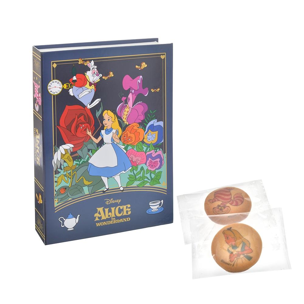 ふしぎの国のアリス クッキー Book Box