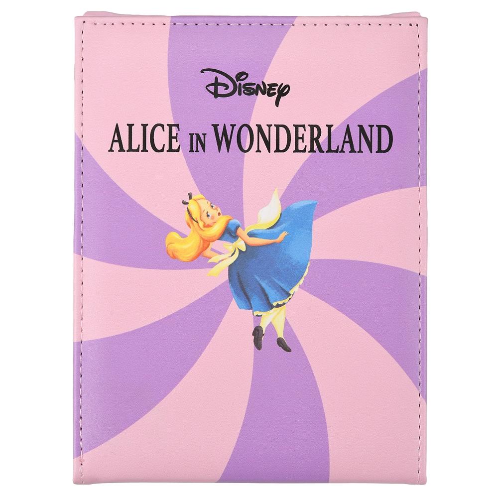 ふしぎの国のアリス ミラー・鏡 折りたたみ式 Alice in Wonderland 70
