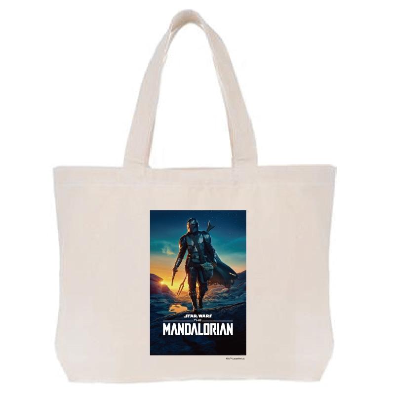 【D-Made】トートバッグ  マンダロリアン シーズン2
