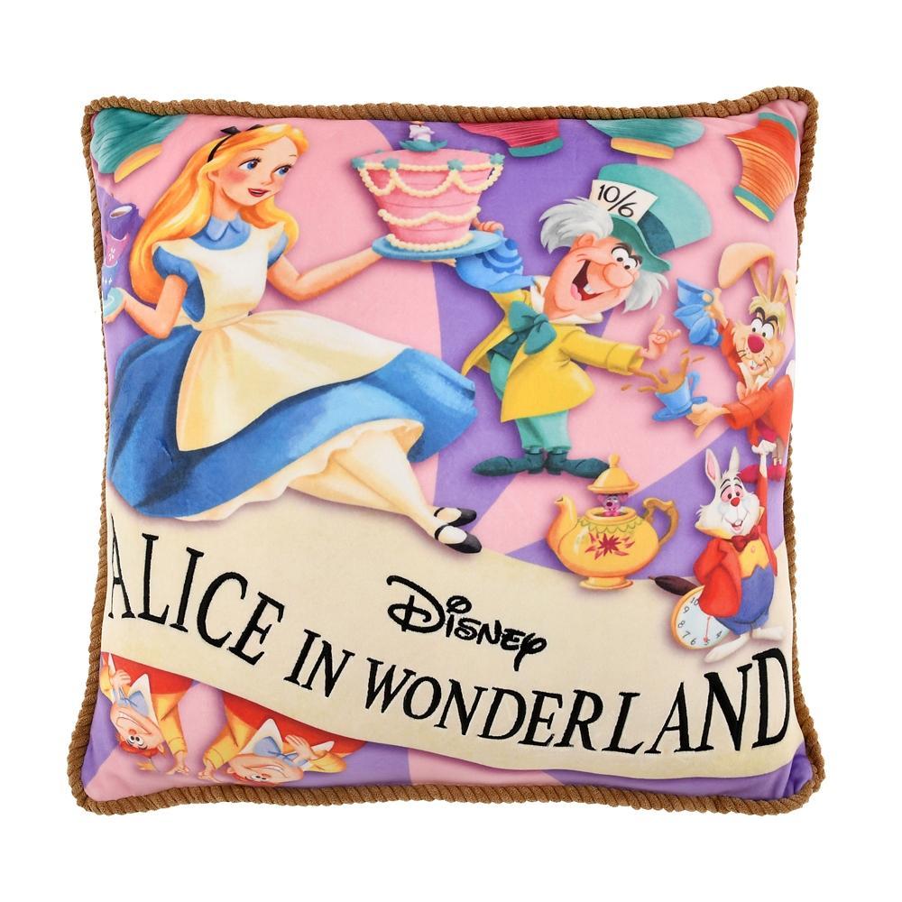 ふしぎの国のアリス クッション Alice in Wonderland 70