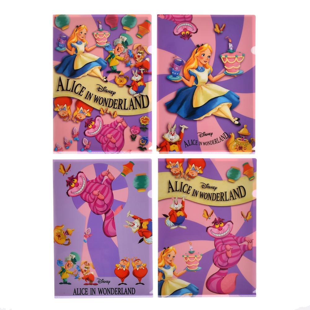 ふしぎの国のアリス クリアファイル Alice in Wonderland 70