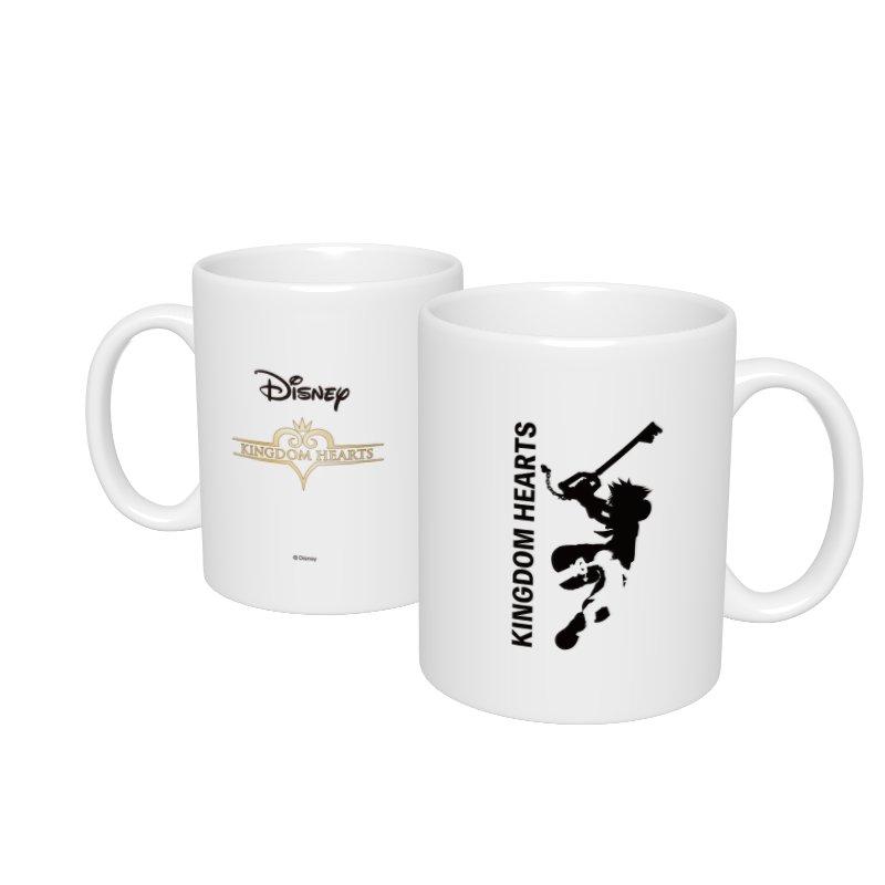 【D-Made】マグカップ  キングダム ハーツ ソラ&リク