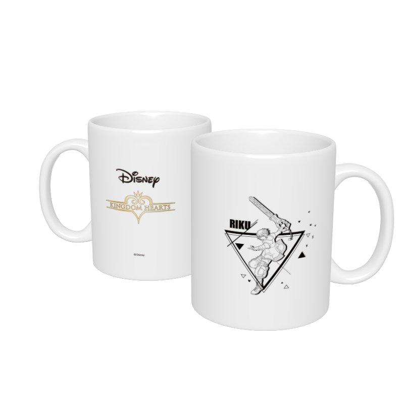 【D-Made】マグカップ  キングダム ハーツ リク