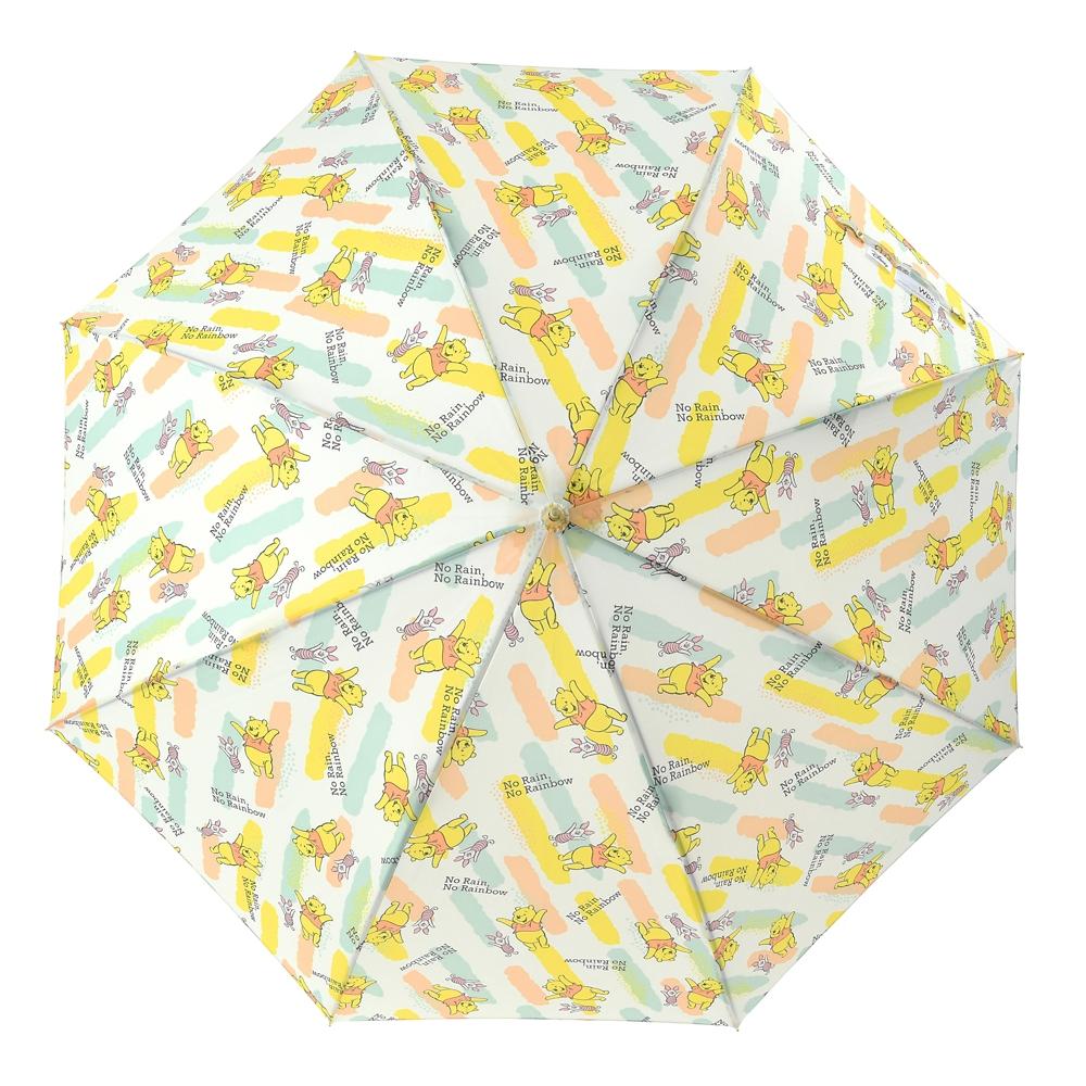 【Wpc.】プーさん&ピグレット 傘 ジャンプ式 Rainy Day 2021