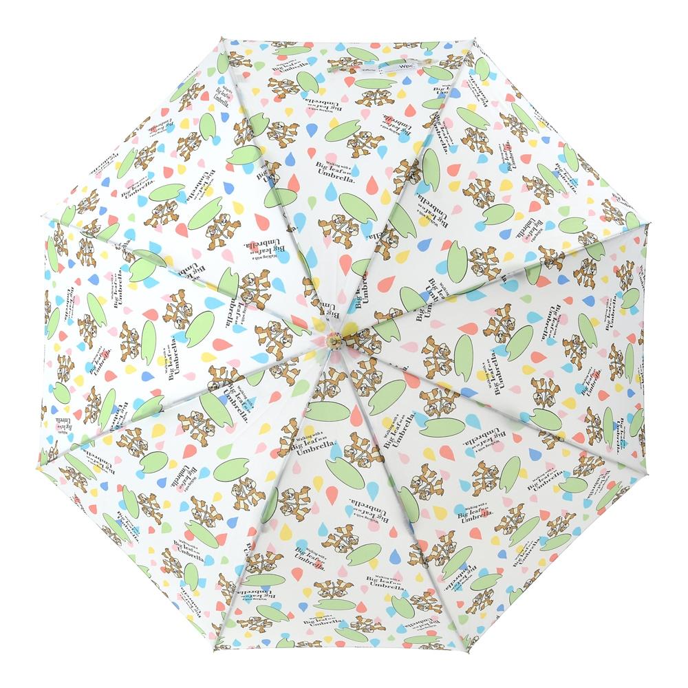 【Wpc.】チップ&デール 傘 ジャンプ式 Rainy Day 2021