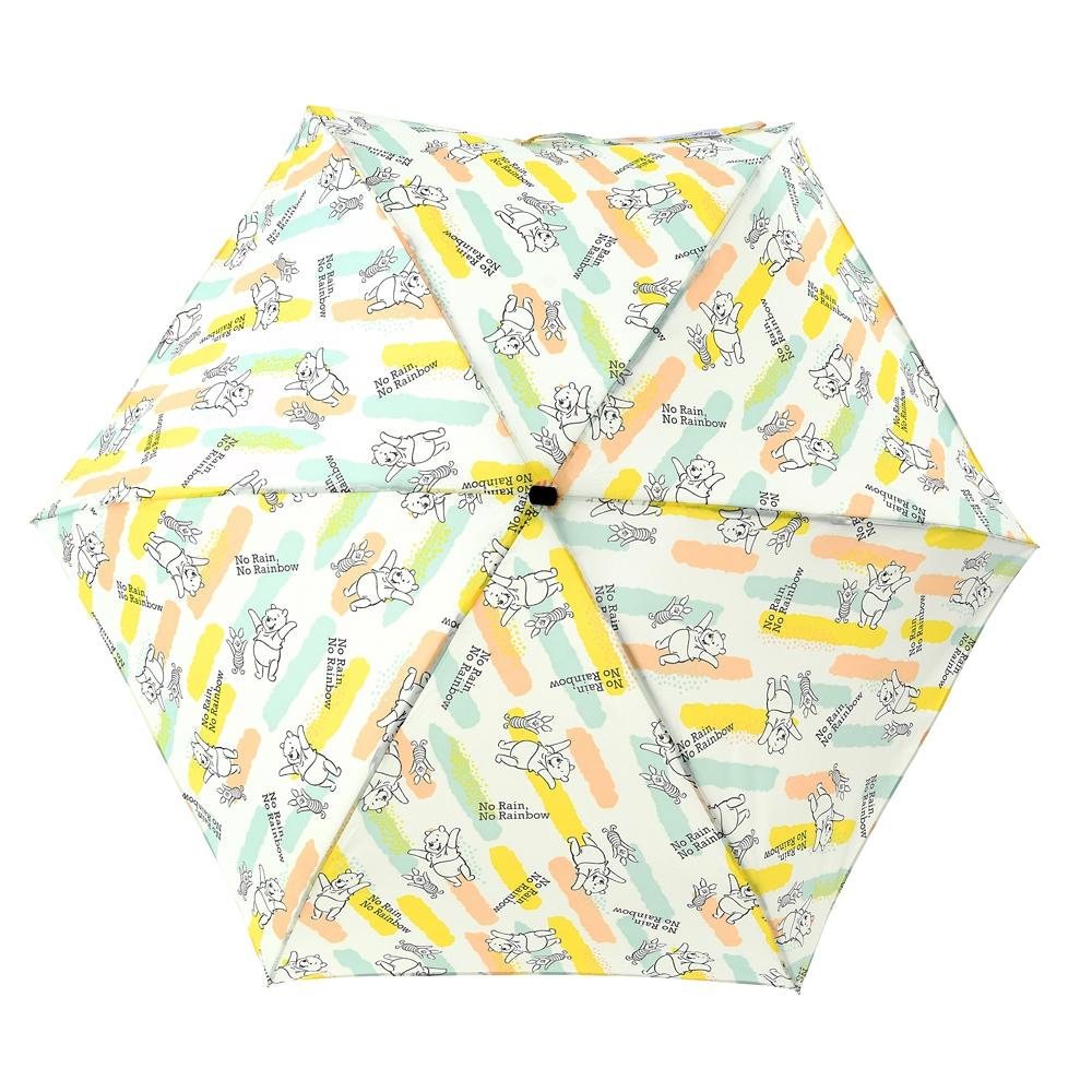 【Wpc.】プーさん&ピグレット 折りたたみ傘 ポーチ付き Rainy Day 2021