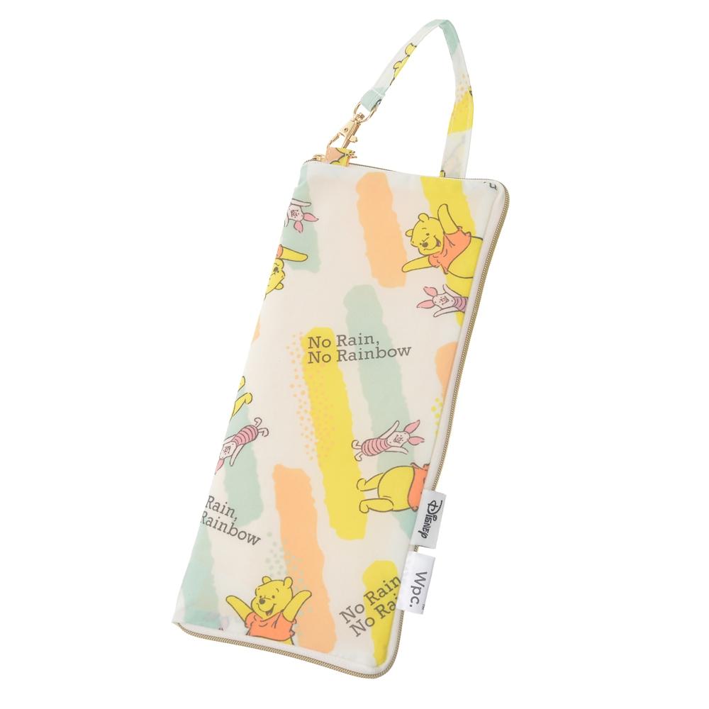 【Wpc.】プーさん&ピグレット 傘用ポーチ Rainy Day 2021