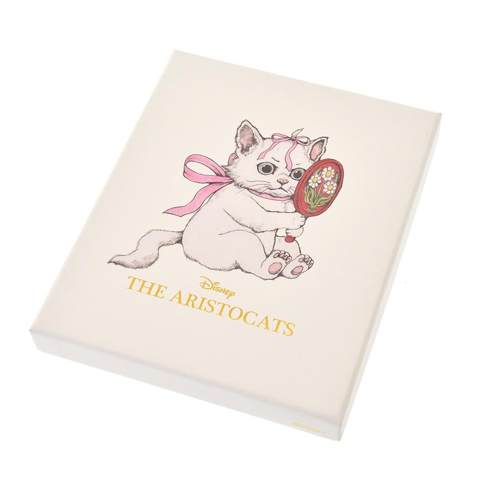 マリー おしゃれキャット ミラー・鏡 折りたたみ式 Disney ARTIST COLLECTION by YUKO HIGUCHI