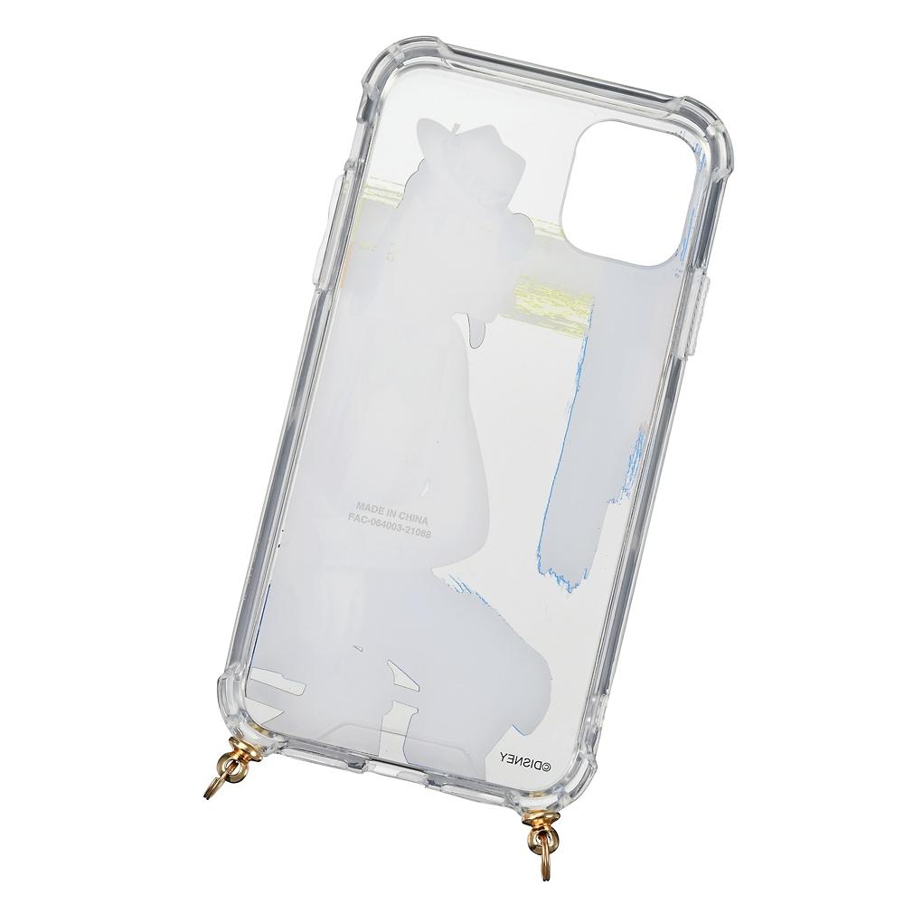 グーフィー iPhone 11用スマホケース・カバー ストラップ付き Goofy Style