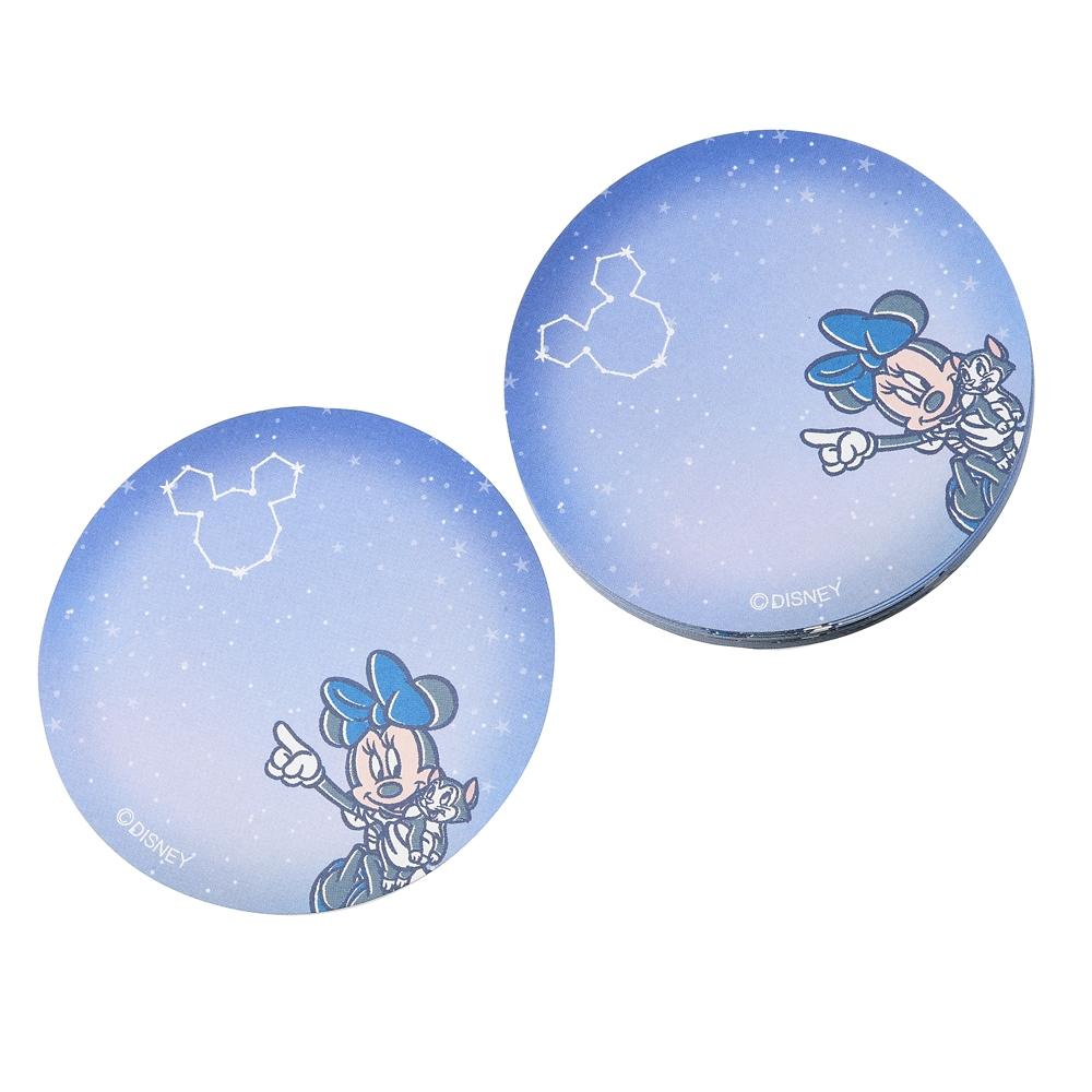 ミニー&フィガロ メモ ケース入り Starry sky