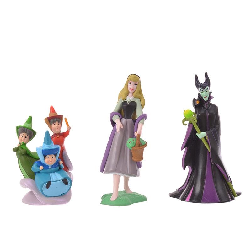 ディズニーキャラクター フィギュアセット メガ