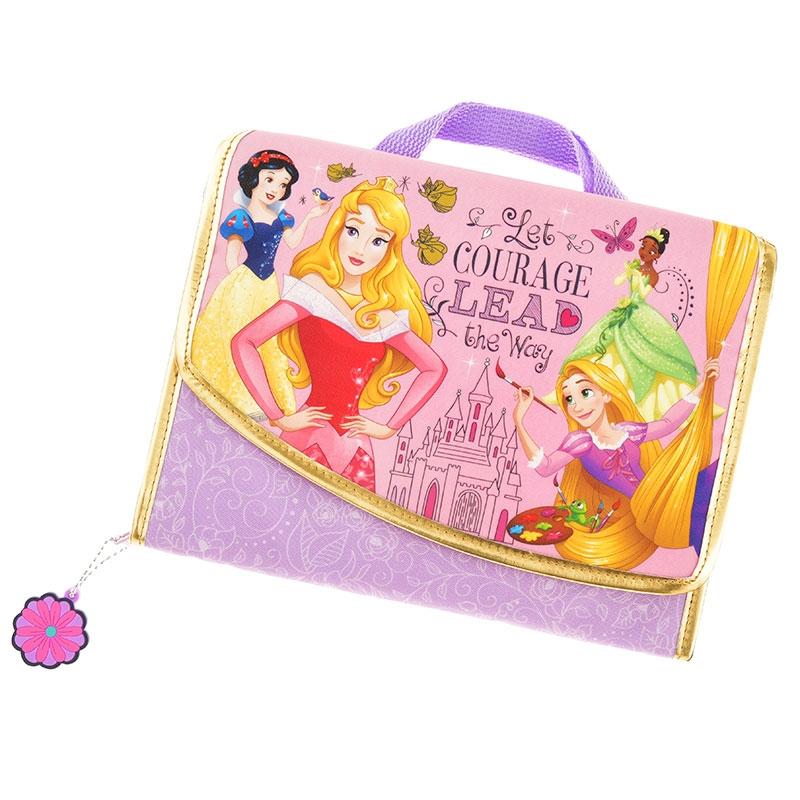 ステーショナリーセット バッグ風 ディズニー・プリンセス 美女と野獣