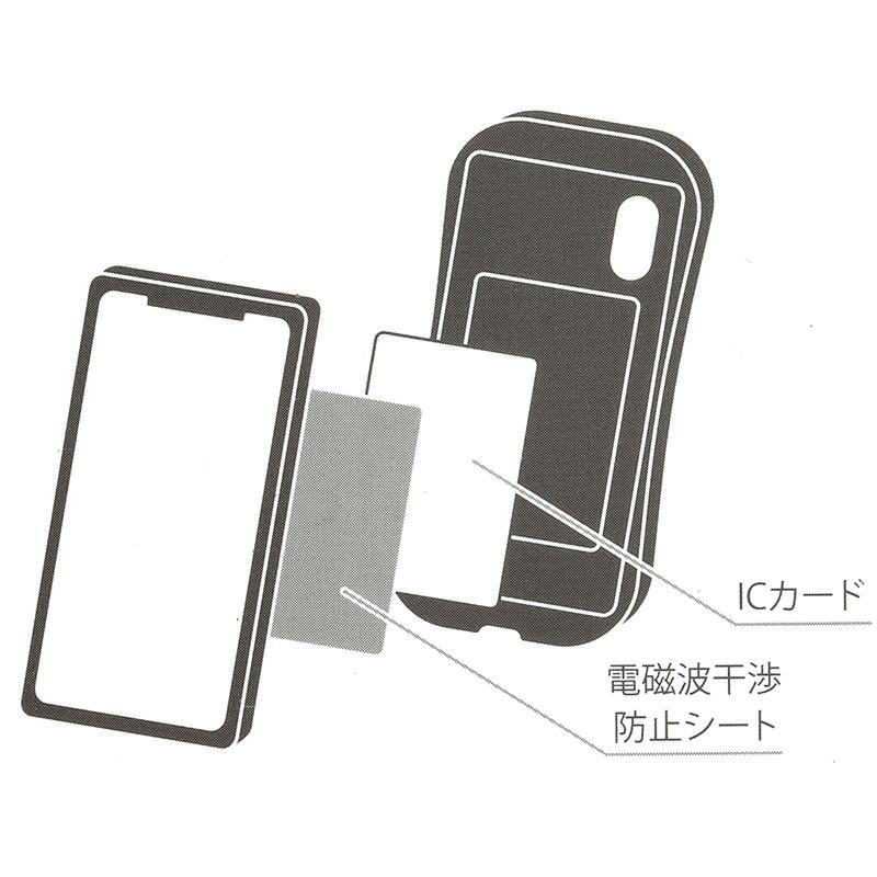 ドナルド iPhone X/XS用スマホケース・カバー Summer Party
