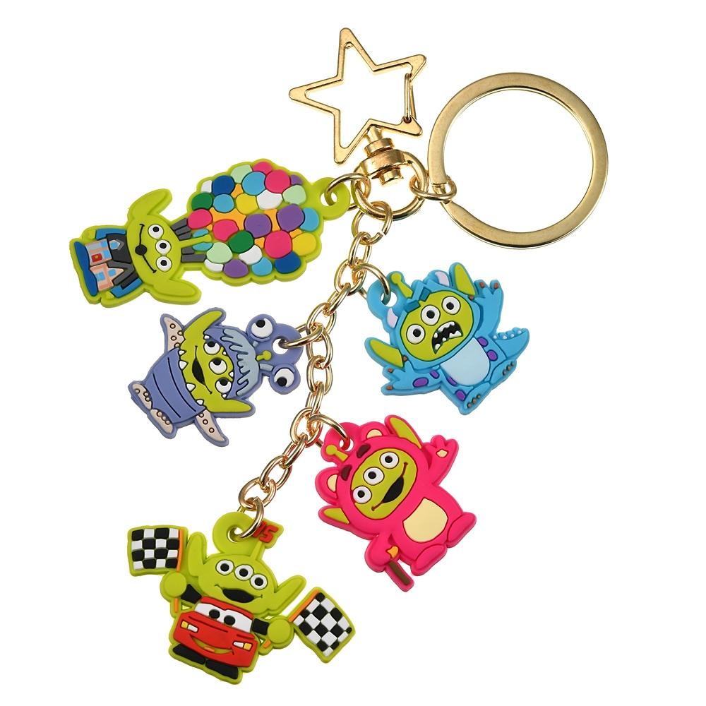 リトル・グリーン・メン/エイリアン キーホルダー・キーチェーン コスチュームエイリアン Toy Story 25th