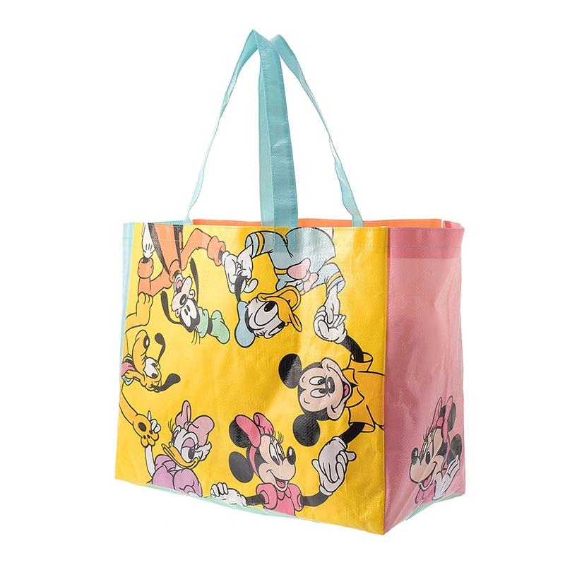 ミッキー&フレンズ ショッピングバッグ・エコバッグ シミラールック