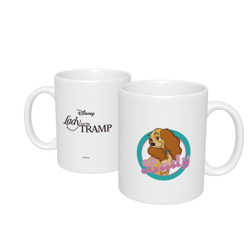 【D-Made】マグカップ  わんわん物語 レディ
