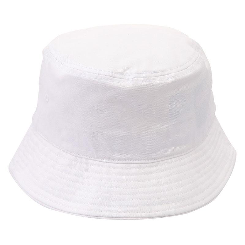 帽子・ハット(M) マーベル ロゴ ホワイト
