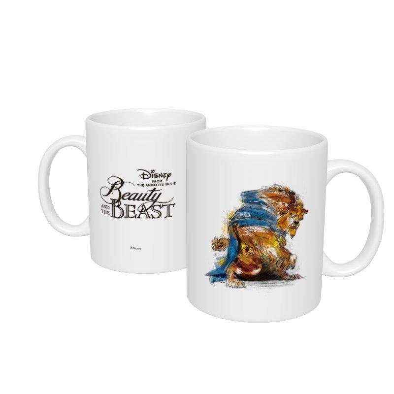 【D-Made】マグカップ  美女と野獣 野獣