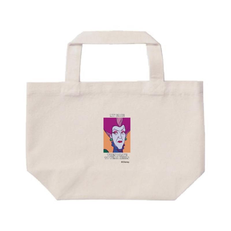 【D-Made】ミニトートバッグ  シンデレラ トレメイン夫人