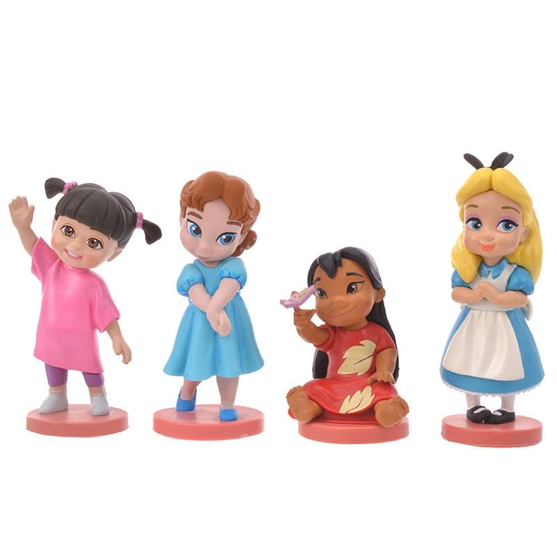 ディズニーキャラクター ディズニー アニメーターズ コレクション フィギュアセット