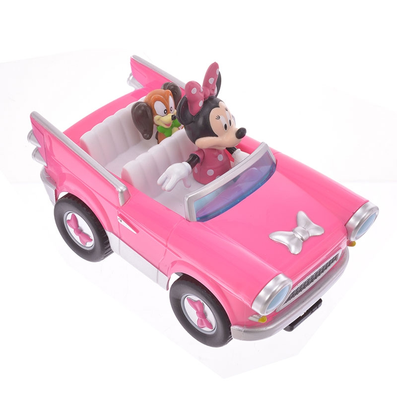ミニー&フィフィ リモコンカー