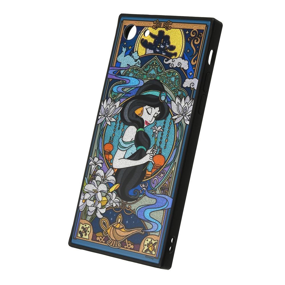 ジャスミン iPhone 7/8/SE(第2世代)用スマホケース・カバー グリッター TILEケース