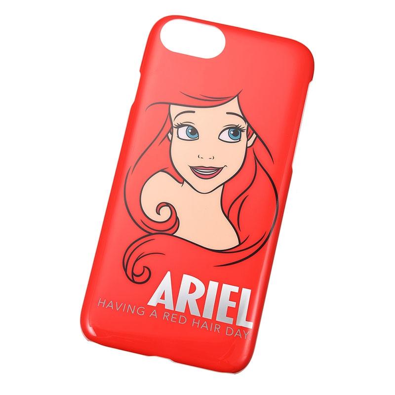 iPhone 6/6s/7/8用スマホケース・カバー アリエル Street Princess
