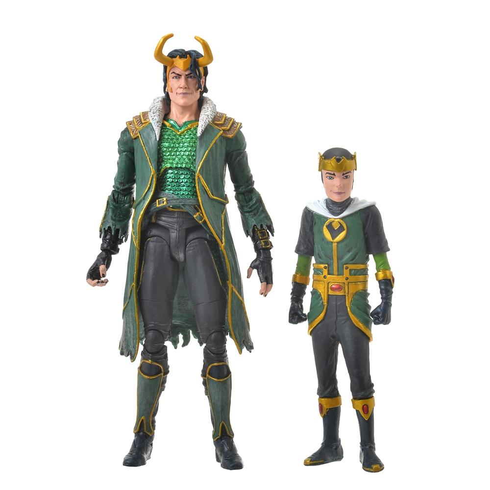 マーベル ロキ&Kid Loki フィギュア