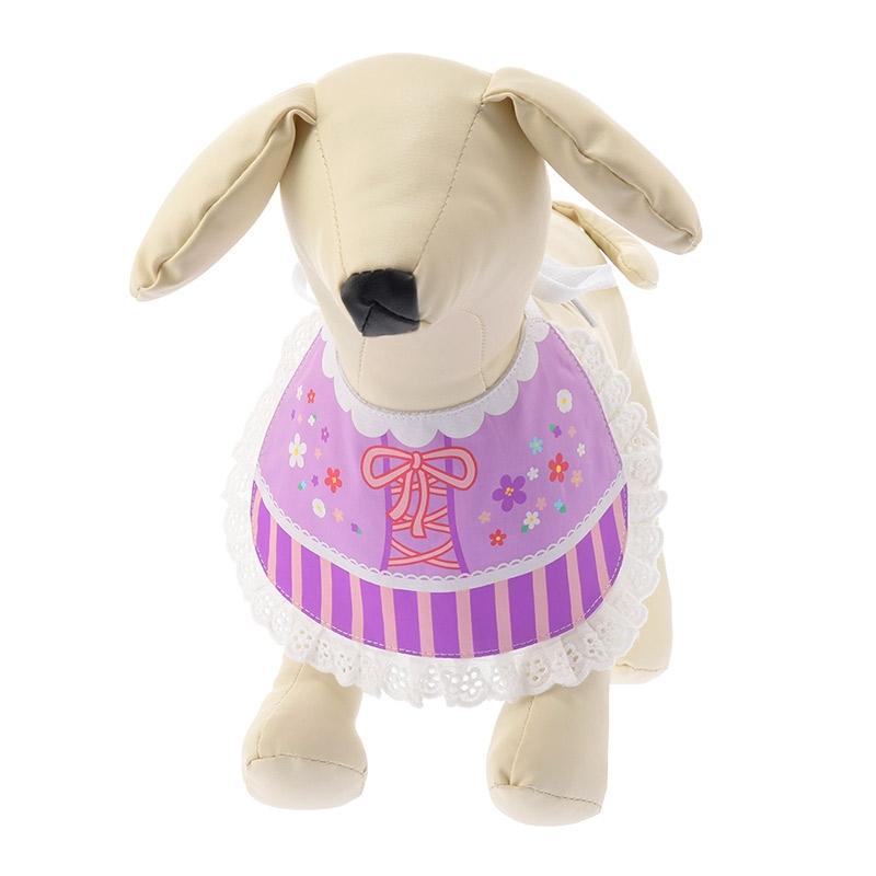 犬用スタイ 小型~中型犬用 ラプンツェル