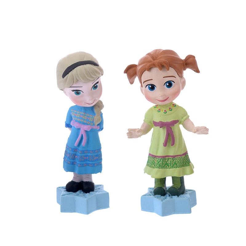 ディズニー アニメーターズ コレクション プレイセット アナ&エルサ リトル