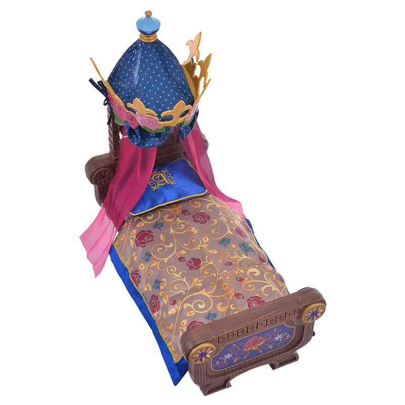 ディズニー アニメーターズ コレクション おもちゃ ベッド オーロラ姫