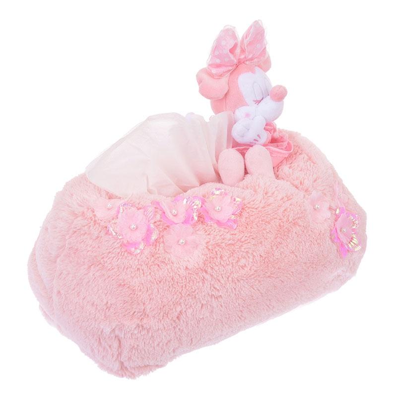 ティッシュボックスカバー ミニー Cherry Blossom