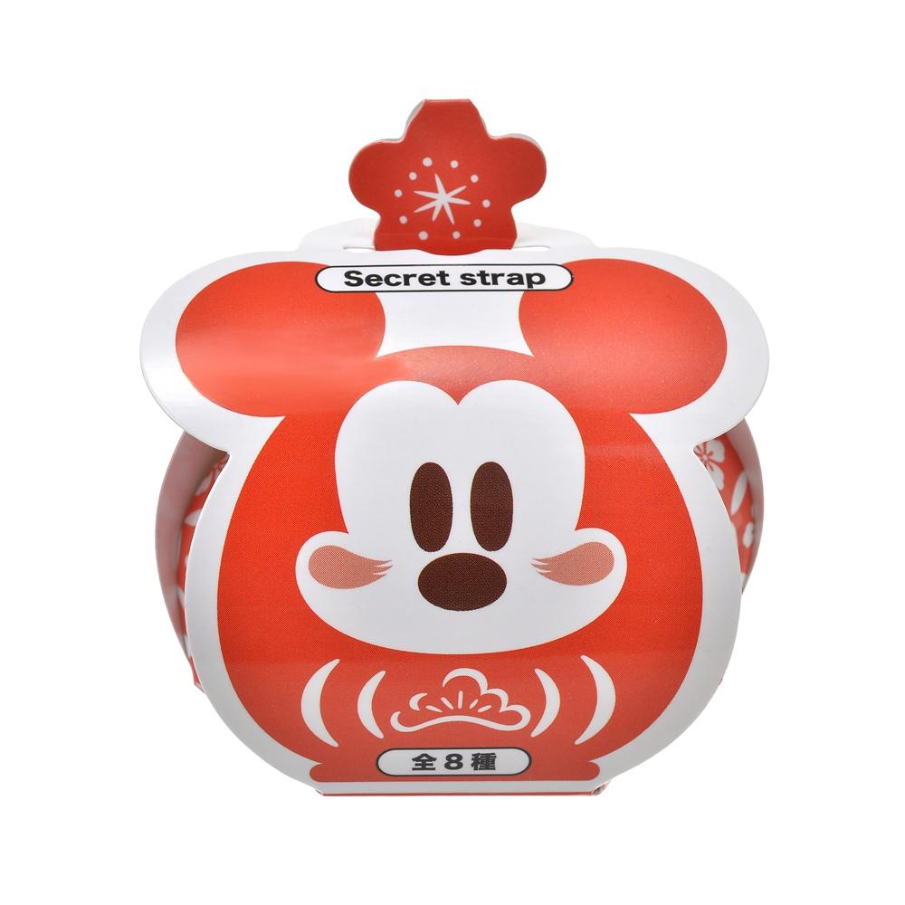 ミッキー シークレットストラップ だるま Eto Disney 2021