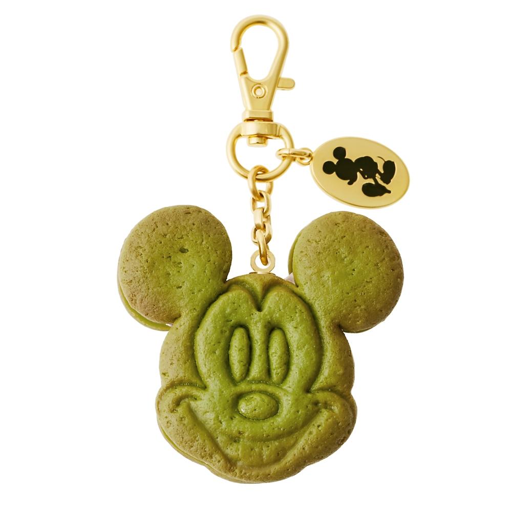 【キューポット】ミッキーマウス/バッグチャーム アズキ アイスクリーム クッキーサンド