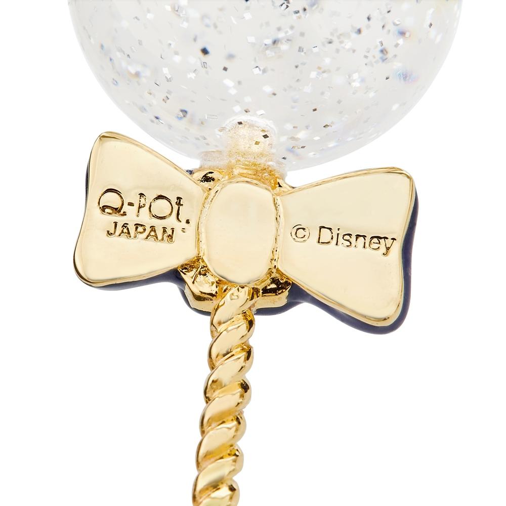 【キューポット】ミッキーマウス/ネックレス トゥインクル プチミズアメ スティック