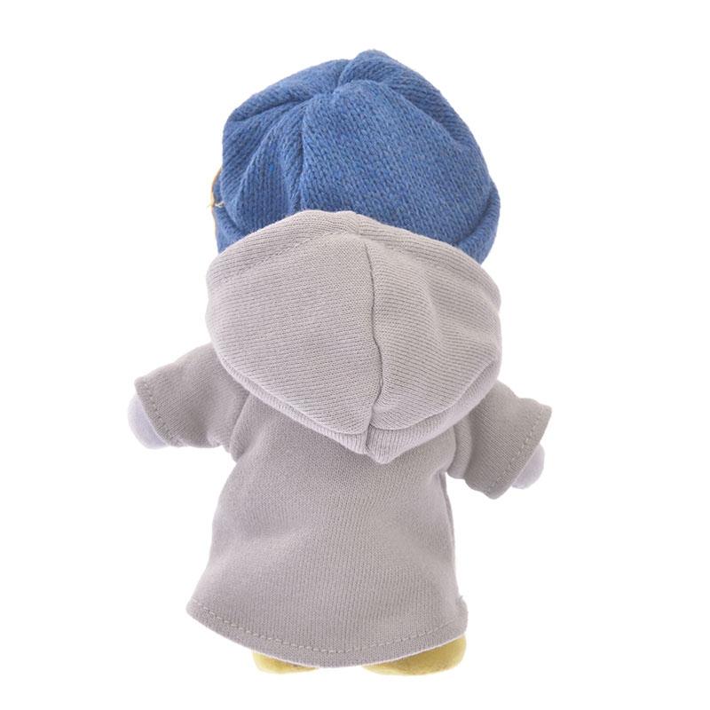 nuiMOs ぬいぐるみ専用コスチューム パーカーワンピース&ニット帽