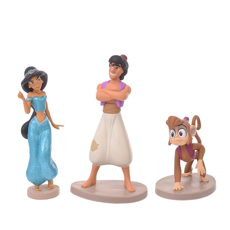 フィギュアセット アラジン Aladdin 2019