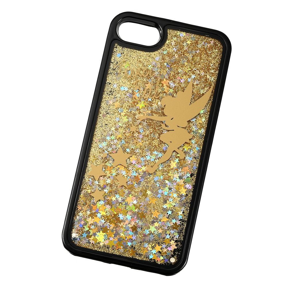ティンカー・ベル iPhone 6/6s/7/8用スマホケース・カバー シャイニー