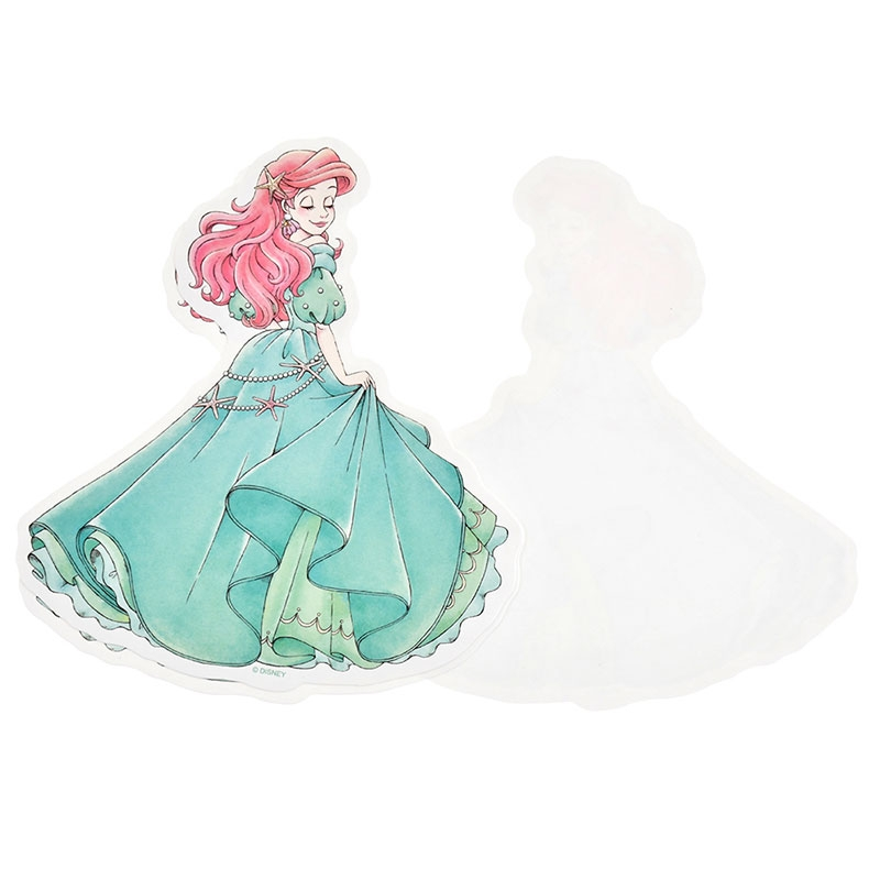 アリエル レターセット Romantic Dress