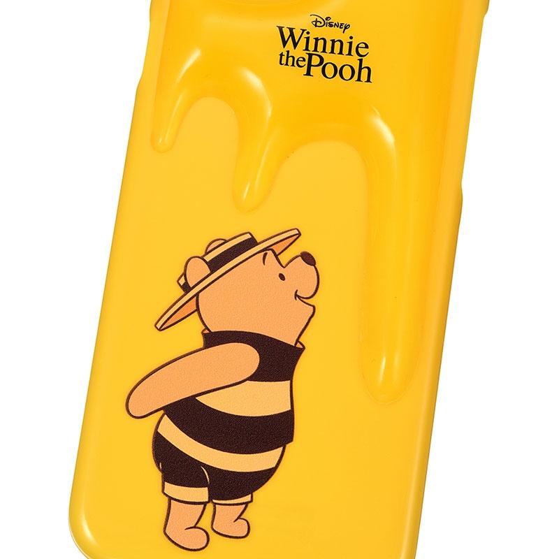 プーさん iPhone 6/6s/7/8用スマホケース・カバー Hunny Funny Sunny