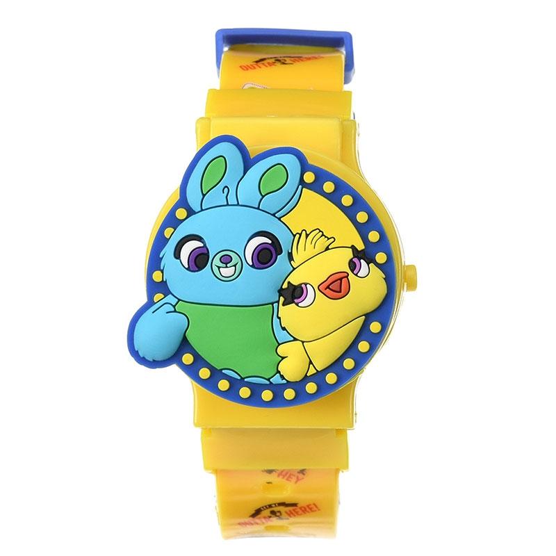 トイ・ストーリー 腕時計・ウォッチ トイ・ストーリー4
