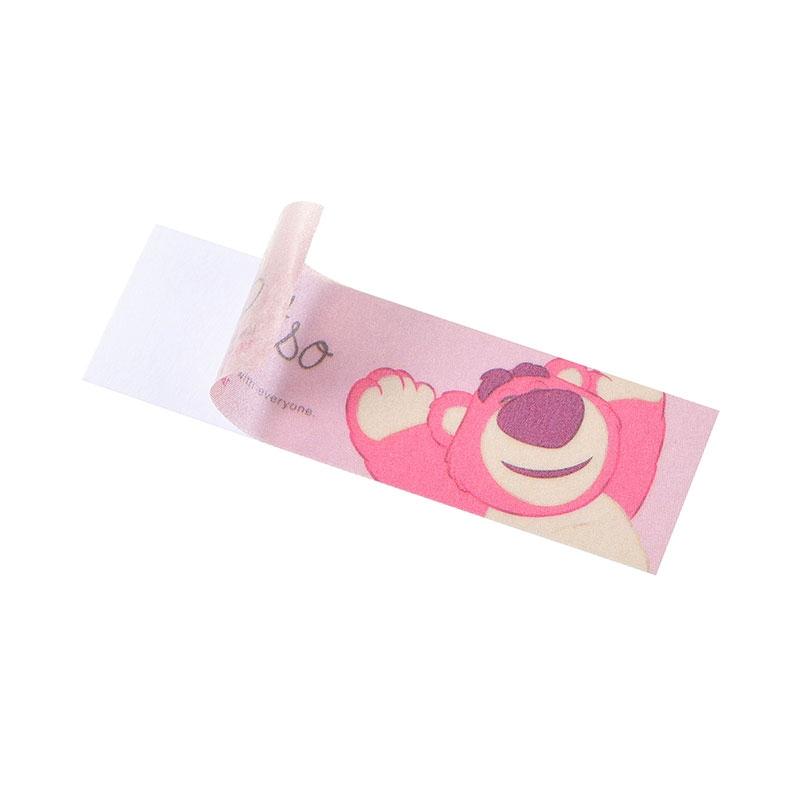 ディズニーキャラクター デコレーションテープ フラット ソーダ