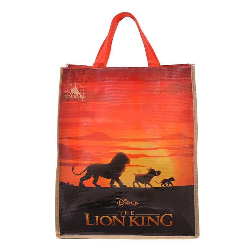 ライオン・キング ショッピングバッグ・エコバッグ THE LION KING Collection
