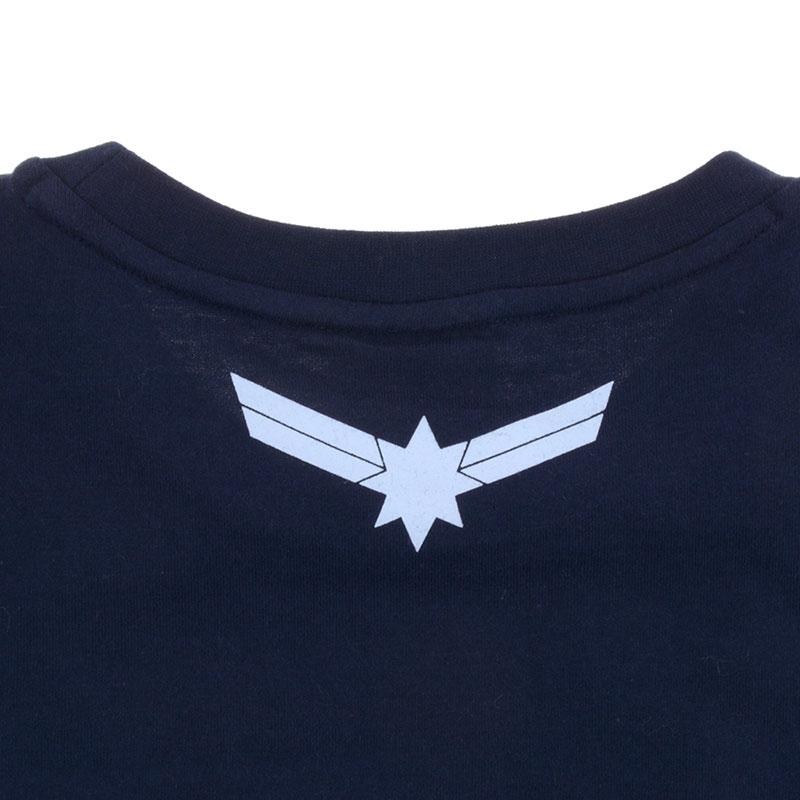 半袖Tシャツ(M) マーベル キャプテン・マーベル