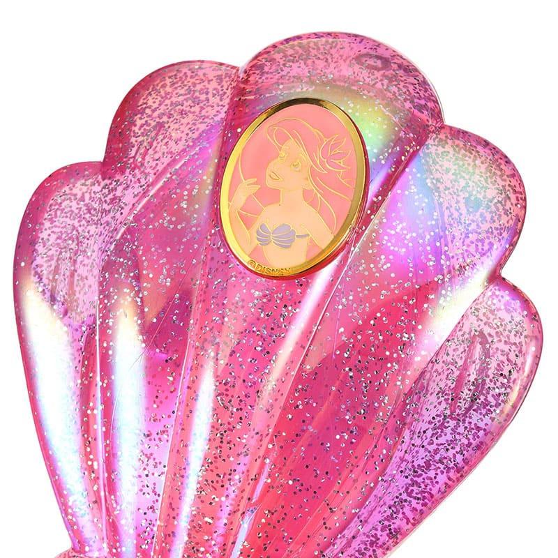 アリエル ヘアブラシ シェル型 Aurora Color