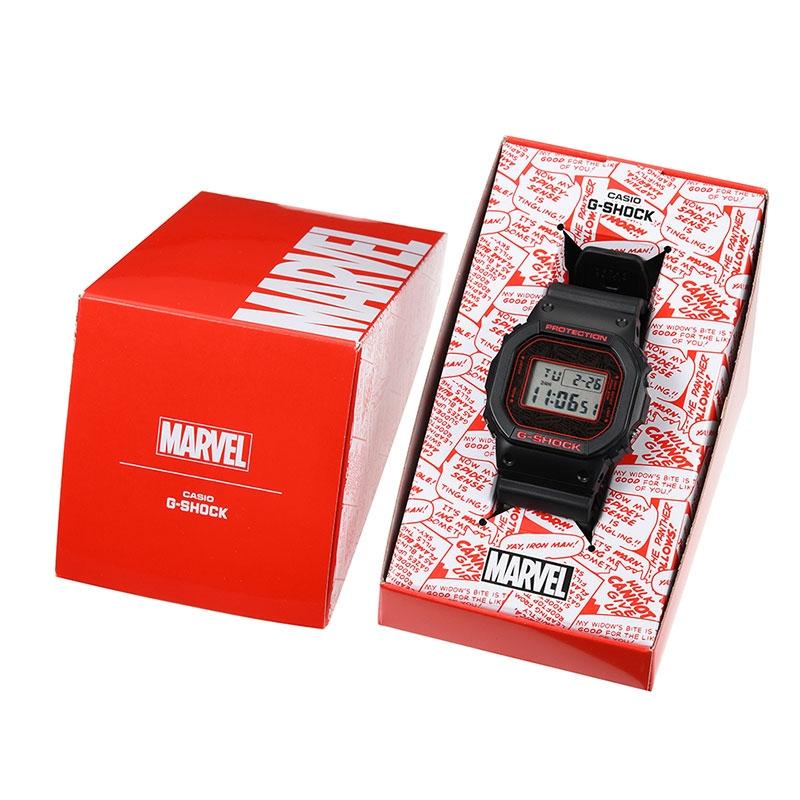 【G-SHOCK】マーベル 腕時計・ウオッチ