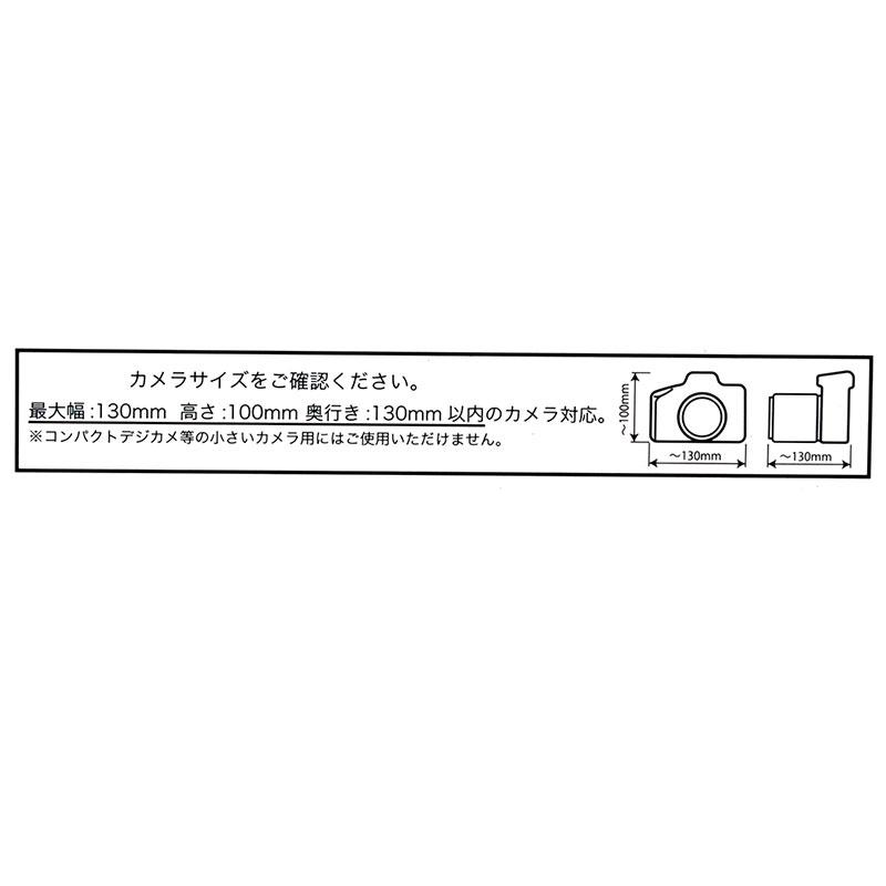ミッキー&ミニー、グーフィー カメラケース フェイス nostalgic