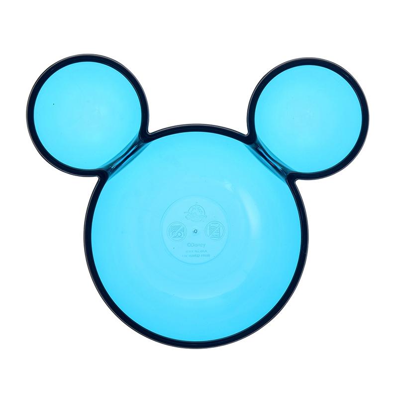 ミッキー ボウル(S) ブルー アイコン型