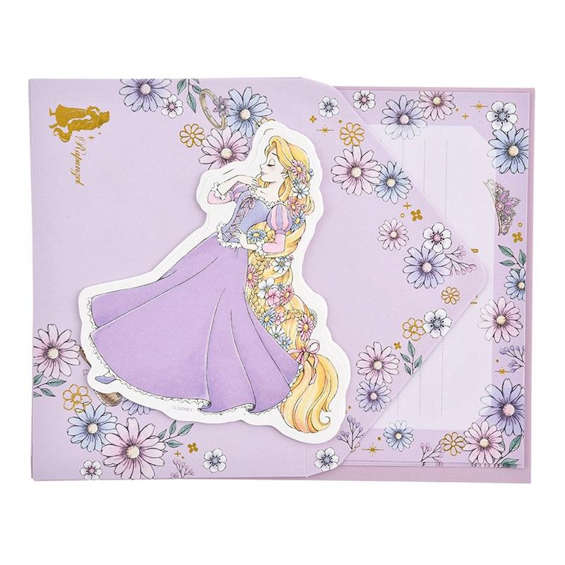 ラプンツェル レターセット Romantic Dress